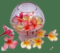 glass flowers deco verre fleurs