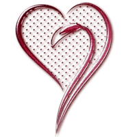 cœur violet.Cheyenne63