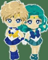 Sailor Moon Drops Uranus Neptune