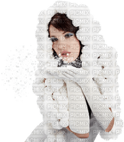 femme  hiver woman winter