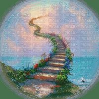way heaven stairway  ciel d'escalier