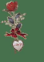 Red rose.fleur.deco.love.Victoriabea