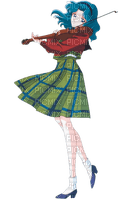 Sailor Moon Michiru Violin