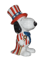 Kathleen Reynolds 4th July American USA Snoopy