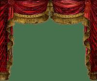 curtain rideau vorhang vintage window fenster fenêtre  room raum espace chambre tube habitación zimmer theatre théâtre theater red