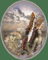 tube femme papillon