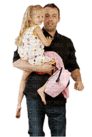 homme avec enfant.Cheyenne63