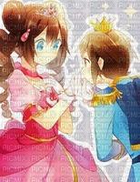 une princesse et un prince