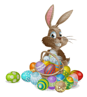 lapin pâques easter bunny deco