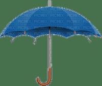 PARAGUAS Regenschirm blau UMBRELLA PARAPLUIE