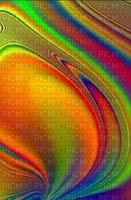 multicolore art image rose bleu jaune arc en ciel effet kaléidoscope kaleidoscope multicolored color encre edited by me