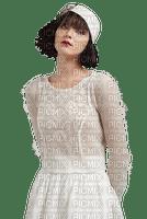 minou52-kvinna-donna-femme-vit