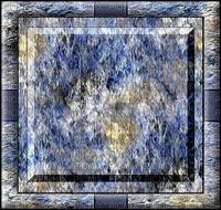 Background. Frame. Blue. Grey. Leila