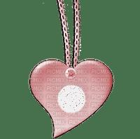 pink heart rose coeur