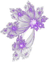 violet etoile deco purple stars