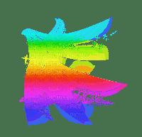 Deco, Rainbow, Multi color - Jitter.Bug.Girl