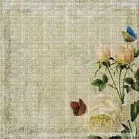 fond_background_vintage_fleurs_BlueDREAM70