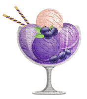 multicolore image encre coin color la crème glacée verre été bon anniversaire coeur edited by me