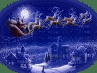 noel paysage Santa christmas