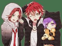 Cute vampires.