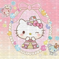 Princesse fond hello kitty background princess