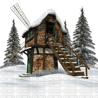 loly33 moulin hiver