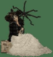 steampunk woman femme frau tube