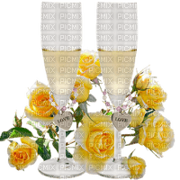 deco-blommor-glas--flowers and glass