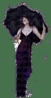 Kaz_Creations Woman Femme With Umbrella Parasol