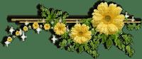 minou-yellow flowers-Fleurs jaunes-fiori gialli-gula blommor