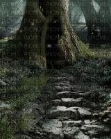 Treehouse background