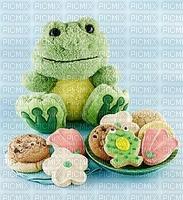 Bon anniversaire la pâtisserie grenouille