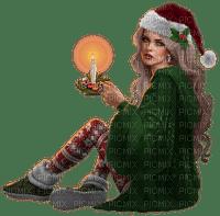 girl Christmas decoration happy New Year_fille  Noël décoration bonne année