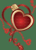 valentin vintage heart coeur