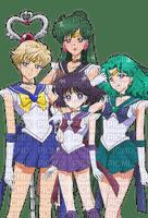 Outer senshi group