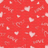 Love, Heart, Hearts, White, Red, Deco, Background, Backgrounds - Jitter.Bug.Girl