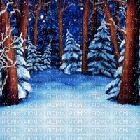 loly33 fond paysage hiver