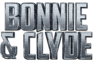 bonnie and clyde gangster text