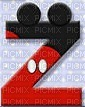 image encre lettre Z Mickey Disney edited by me