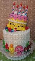 image encre gâteau pâtisserie shopkins ink ivk deco  bon anniversaire edited by me