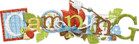 Kaz_Creations Deco  Logo Text Camping