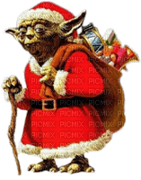yoda christmas star wars noel