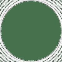 soave frame circle deco white