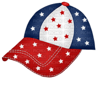 Kathleen Reynolds 4th July American USA Cap