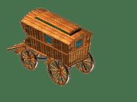 Kaz_Creations Transport Gypsy Caravan Wagon