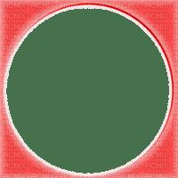 red circle frame