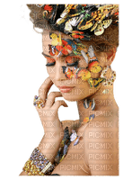 butterfly woman fantasy femme papillon