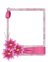 Kaz_Creations Deco Ribbons Frame Flowers   Colours