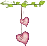coeur heart border DECO