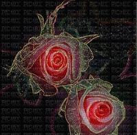 image encre couleur texture effet fleurs roses printemps edited by me